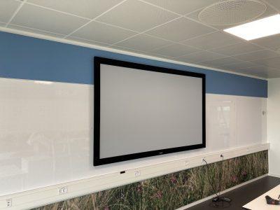 Whiteboard - 9m bredt